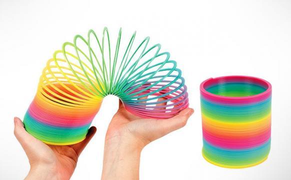 Set 3 jucarii spiralate Slinky de la Thegift.ro - Cadouri Online