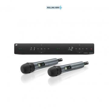 Set microfoane Sennheiser XSW 1-825 Dual B de la Sc Rolling Serv Srl