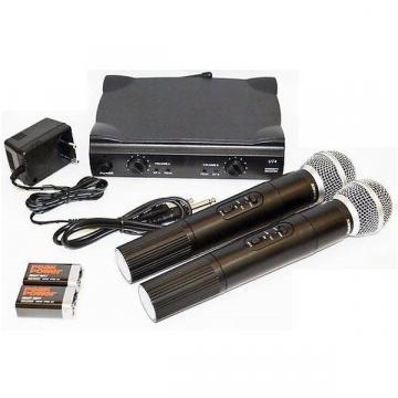 Set de microfoane wireless Shure UHF SM58