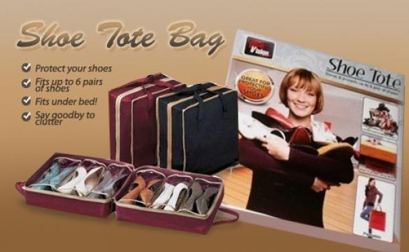 Organizator pentru pantofi Shoe Tote