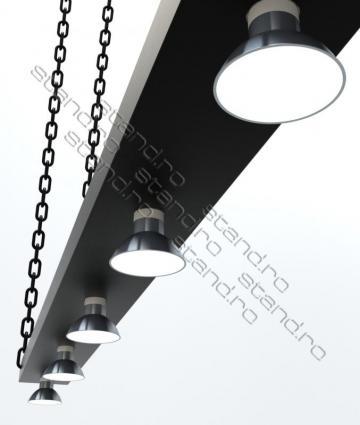 Sistem de iluminat cu LED-uri 0955 de la Rolix Impex Series Srl