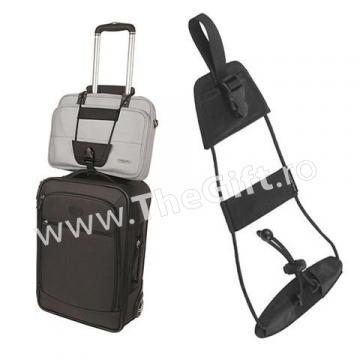 Sistem pentru securizarea bagajelor