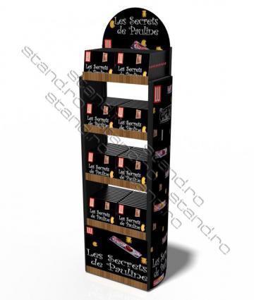Stand produse patiserie 0926 de la Rolix Impex Series Srl