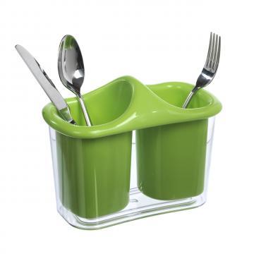 Suport scurgere tacamuri verde