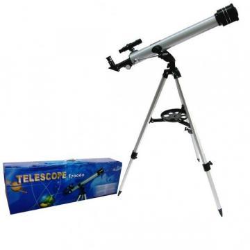Telescop astronomic cu trepied reglabil Power Telescope F700