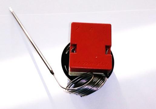 Termostat reglabil 30-190*C, 1 pol, bulb 3mmx120mm de la Kalva Solutions Srl