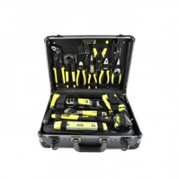 Trusa scule in valiza de aluminiu JBM 53160, 198 piese