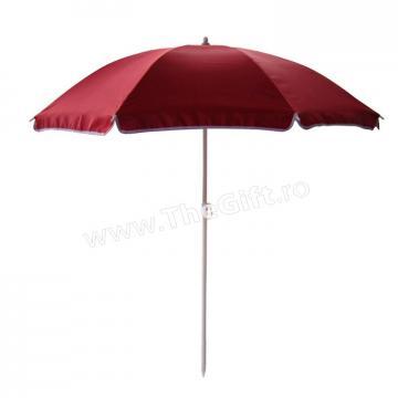 Umbrela mare de plaja, 280 cm de la Thegift.ro - Cadouri Online