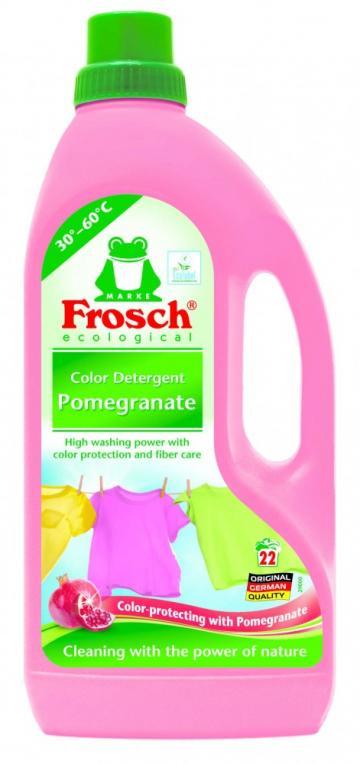 Detergent lichid 1500ml Frosch Baby