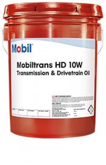 Ulei transmisie Mobil trans HD 10W 20L de la Drill Rock Tools