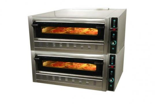 Cuptor gaz 18 pizza 30cm FG9D de la Clever Services SRL
