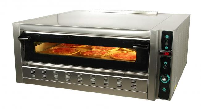 Cuptor gaz 9 pizza 30cm FG9 de la Clever Services SRL