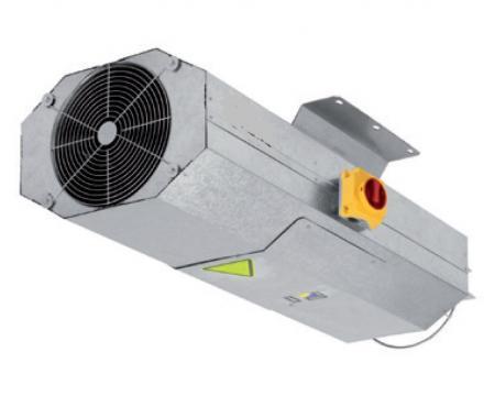 Ventilator Long range HCT/IMP-L-REV-38-2T-2 IE3