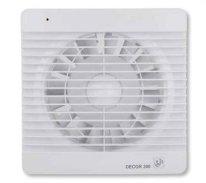 Ventilator de baie Decor-300 S