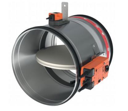 Amortizor circular ignifug 100 CR120+ de la Ventdepot Srl
