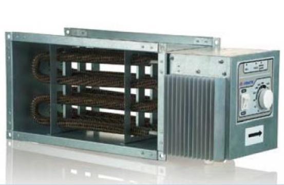 Incalzitor aer electric NK-U 600x300-9.0-3