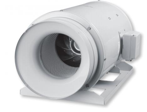 Ventilator In-line 250 TD-1300/250 Silent 3V