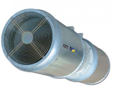 Ventilator Long range HCT/IMP-C-REV-40-2/4T-2