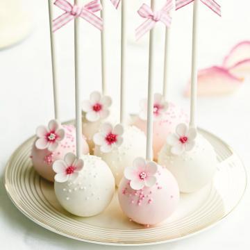Betisoare lollipops/cake pops 228xØ38mm 25 buc/set de la Cristian Food Industry Srl.