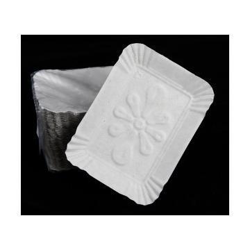 Tavite albe prajituri T2 (11,2x14,6cm) 100 buc/set de la Cristian Food Industry Srl.