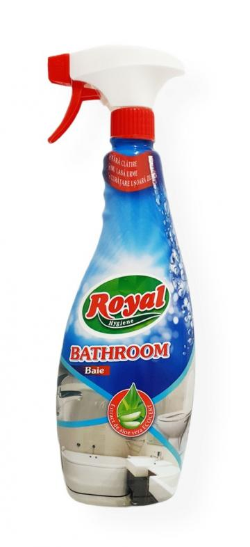 Solutie profesionala pentru baie Royal - 750 ml de la Medaz Life Consum Srl