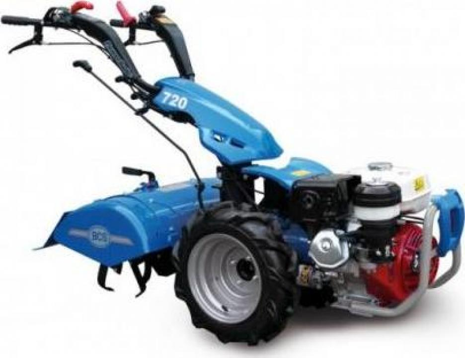 Motocultivator BCS 728 PS GX270