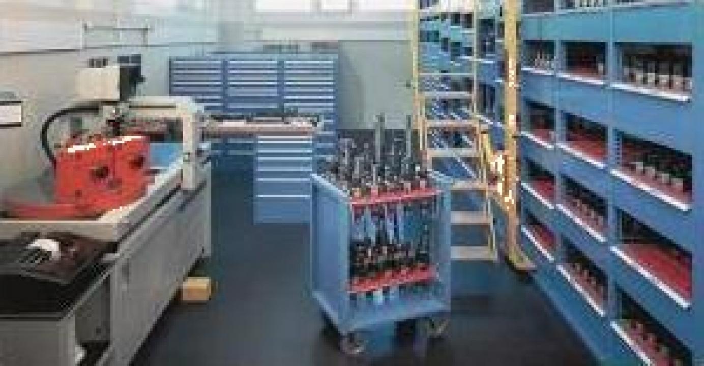 Suport scule CNC