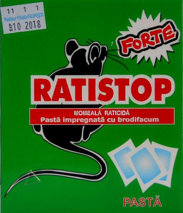 Otrava soareci Ratistop Forte