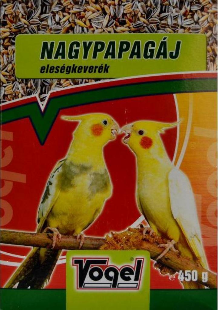 Hrana pentru papagali mari Vogel
