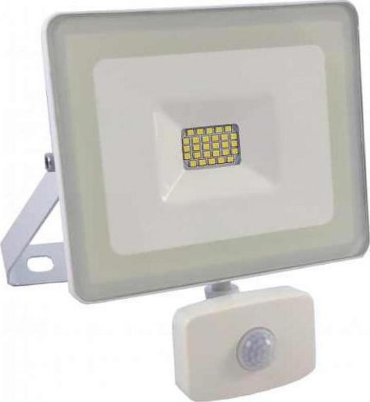 Proiector senzor SMD Tablet LED 20W/220V/6400K