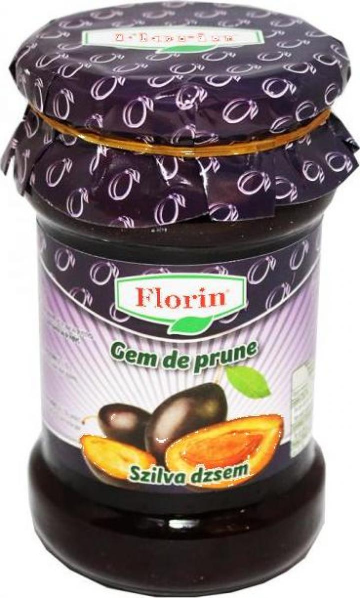 Gem de prune Florin 380gr
