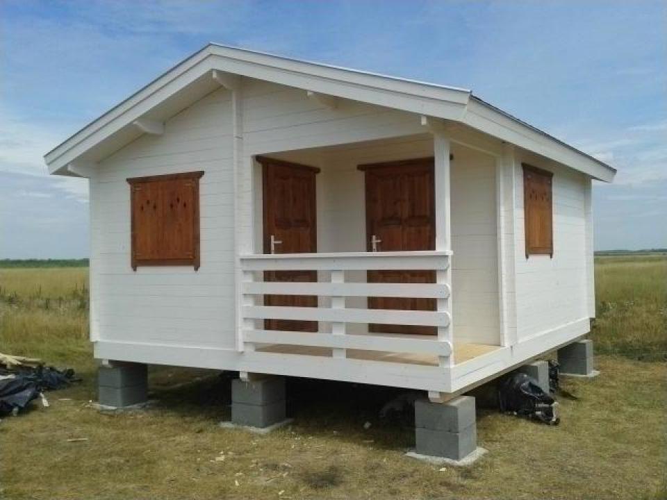 Casa de vara din lemn Balaton 1