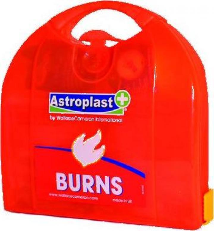 Trusa prim ajutor pentru arsuri Piccolo Burns