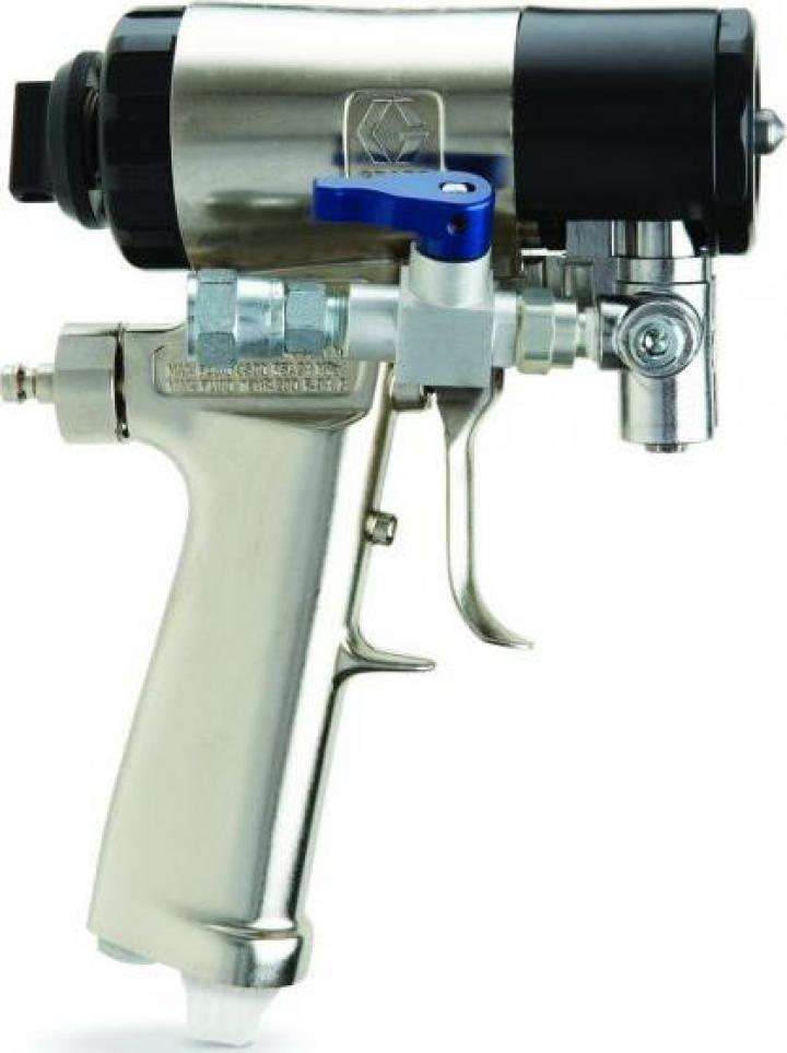 Pistol pentru purjare lichida Graco Fusion CS