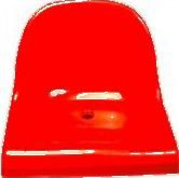 Scaun monobloc pentru tribune (cu spatar) - Eco