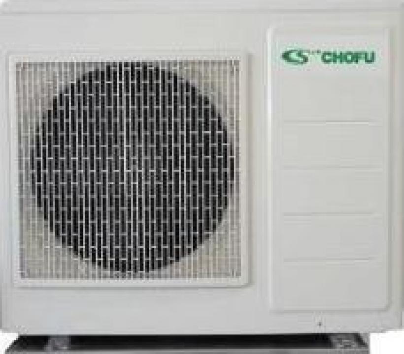 Pompa de caldura aer-apa 10kW