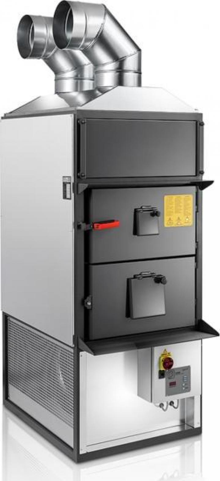 Generatoare de aer cald policombustibili