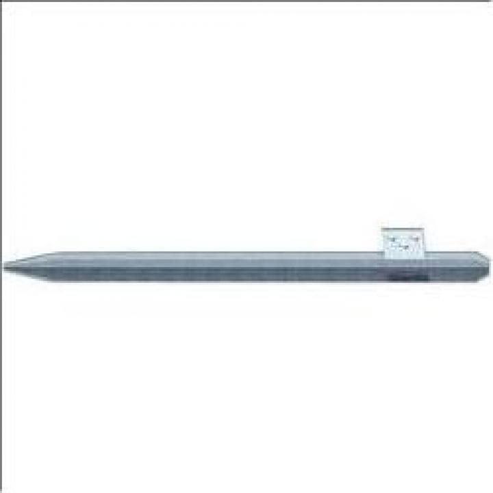 Electrod impamantare zincat, profil cruce 2,5 m