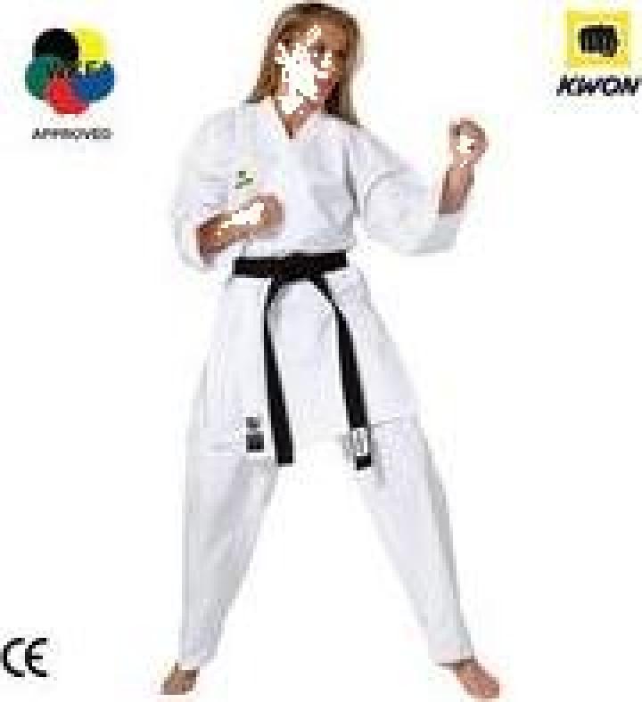 Kimono karate kumite WKF Kousoku Kwon