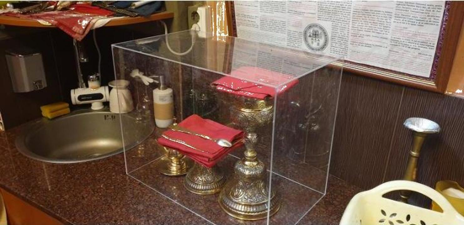 Obiecte din plexiglas, policarbonat compact cutii/stative