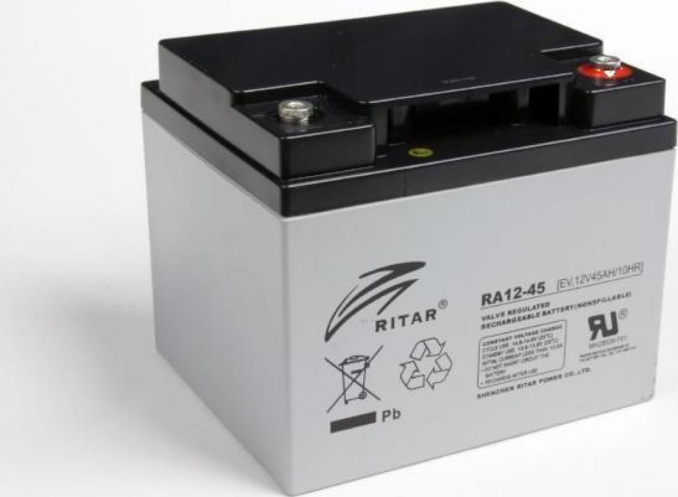 Baterie carut handicap 12V / 45AH