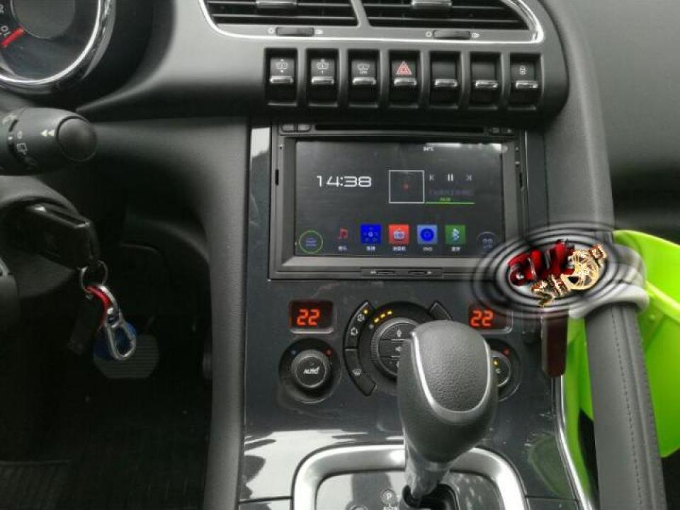 Sistem navigatie Peugeot 3008 si 2016/5008 cu Android 10