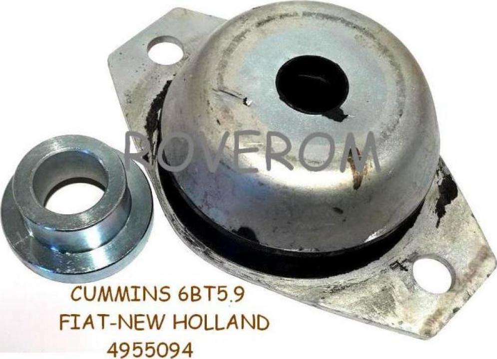 Tampon motor Cummins 6BT5.9, Fiat Allis, New Holland