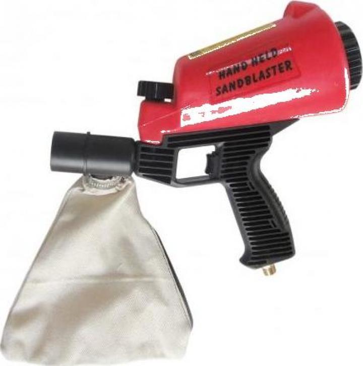 Pistol sablare manual, 0.9litri