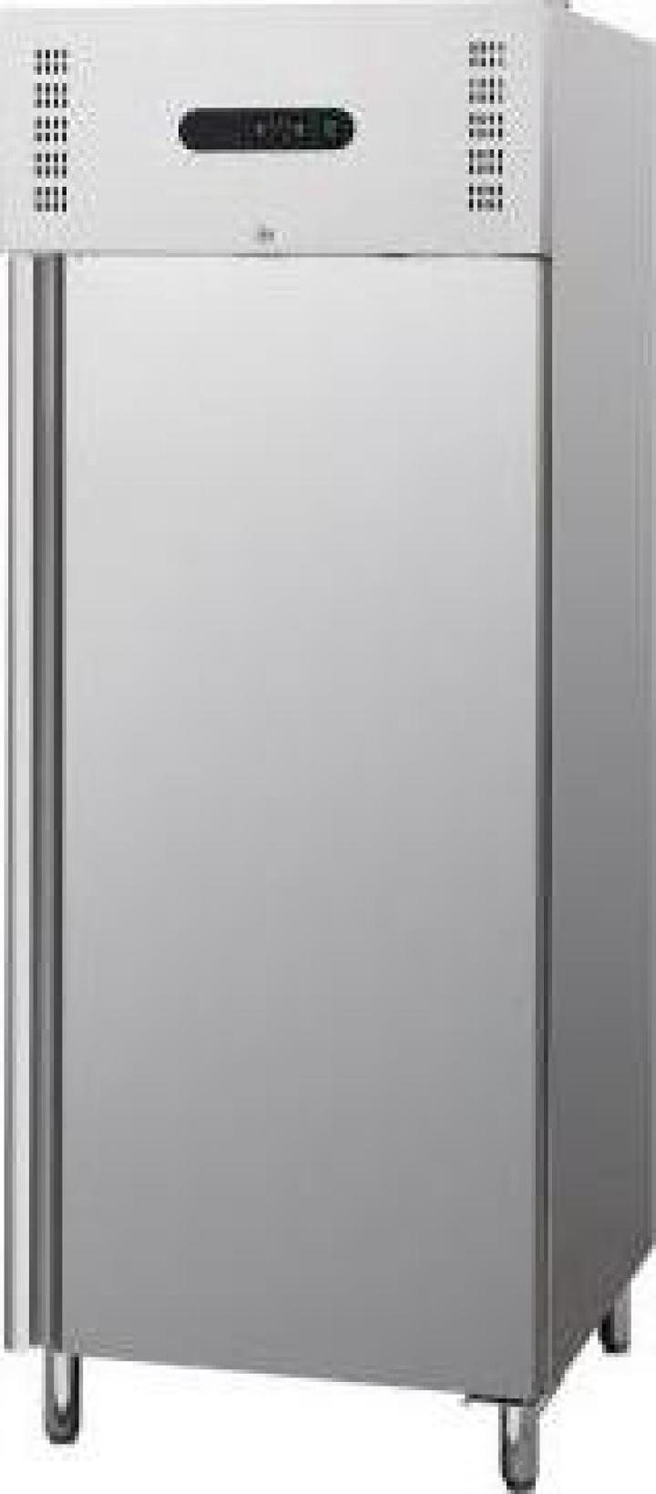 Congelator profesional din inox 589 litri