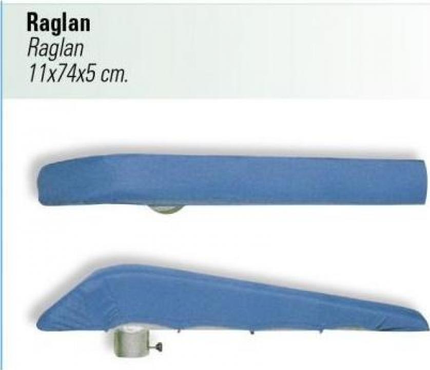 Forma pentru masa calcat - raglan