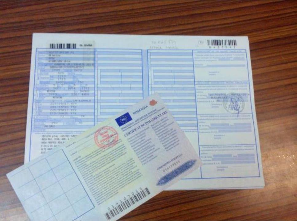 Duplicate documente auto - carte, placute, certificat auto