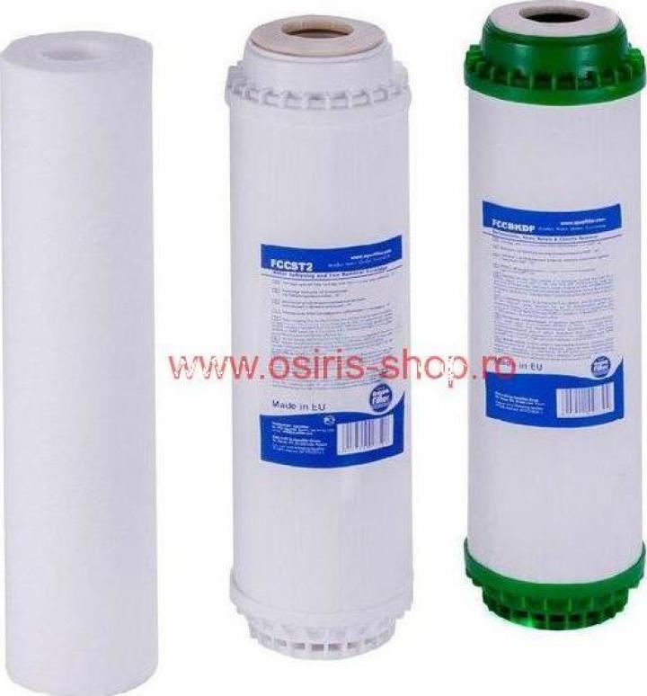 Set de 3 filtre pentru aparat de filtrat apa cu UF