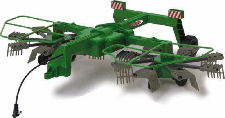 Jucarie grebla rotativa dubla Jamara tractor Fendt 1050