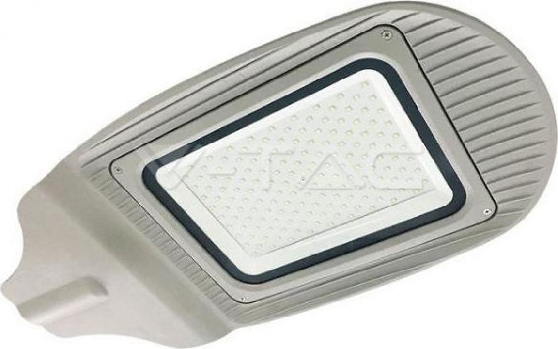 Lampa stradala corp gri alb natural 150W SMD